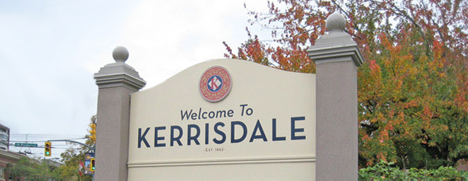 Welcome To Kerrisdale