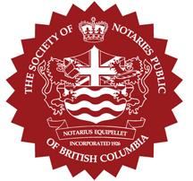 BC Notary Seal